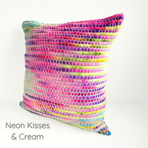 'The Rookie' Crochet Cushion Kit