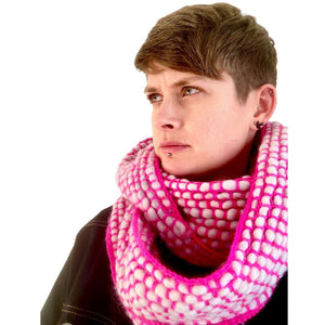 'The Aperion' Infinity Scarf Kit