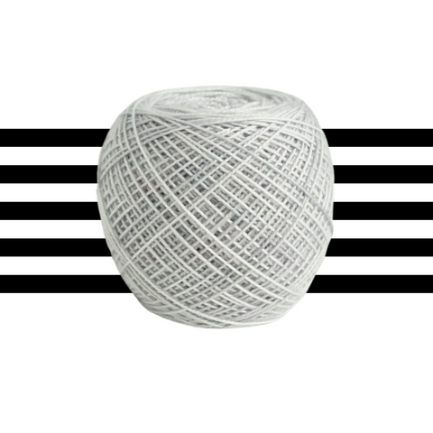 Skinny Mini (4 Ply) Light Grey