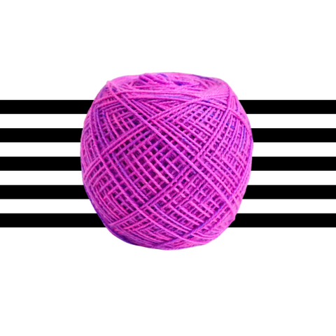 Skinny Mini (4 Ply) Electric Purple
