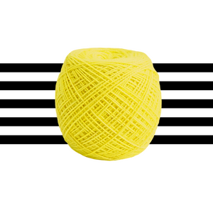 Skinny Mini (4 Ply) Neon Yellow