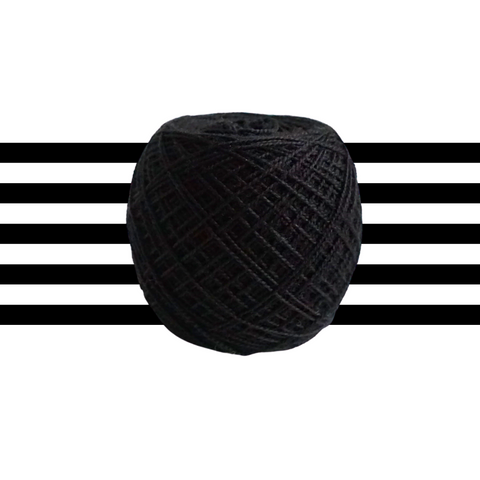 Skinny Mini (4 Ply) Black