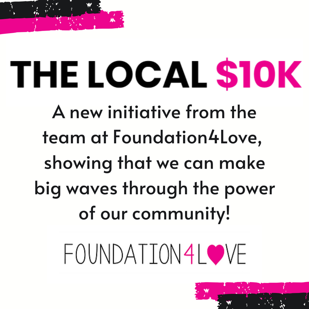Important News about our Foundation4Love Gala