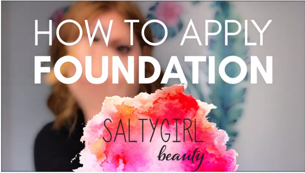 Leah's Foundation Tips
