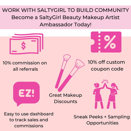 Our affiliate program is easy to use, personalized and you can participate in possible influencer opportunites