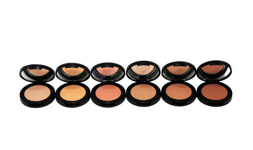 SaltyGirl Beauty Concealers lined up