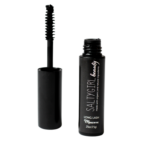 Our mascara in black