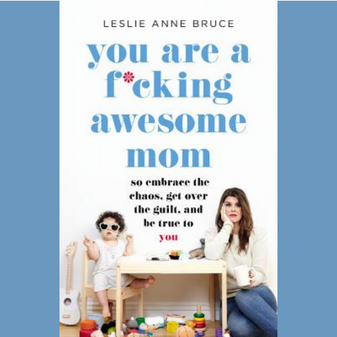 You are a fucking awesome mom book cover