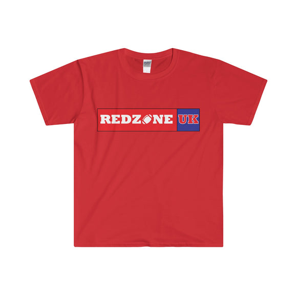 RedZoneUK Official -  Men's T-Shirt