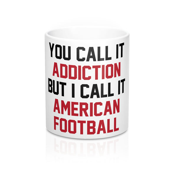 Football Addiction - Mug