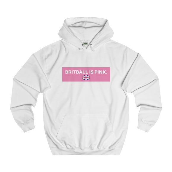 Britball is Pink - Breast Cancer Awareness Hoodie