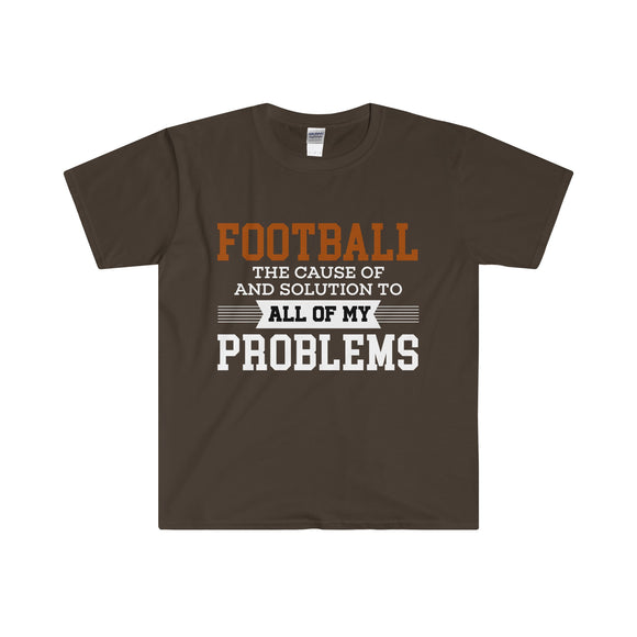 Football Problems - Men's T-Shirt