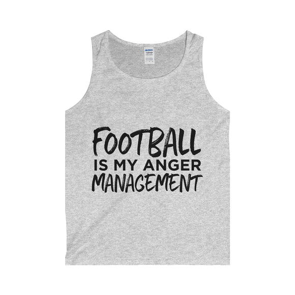 Anger Management - Adult Tank Top