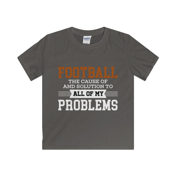 Football Problems - Youth T-Shirt