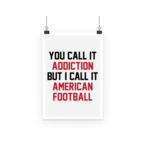 Football Addiction - Poster