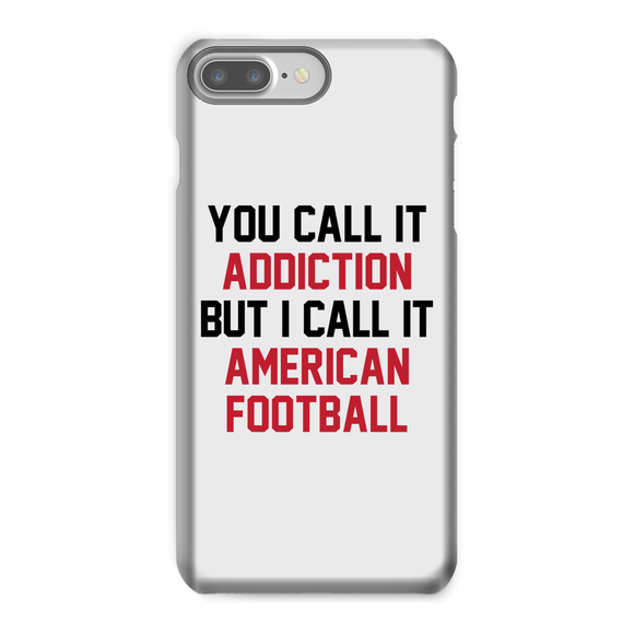 Football Addiction - Phone Case iPhone / Samsung