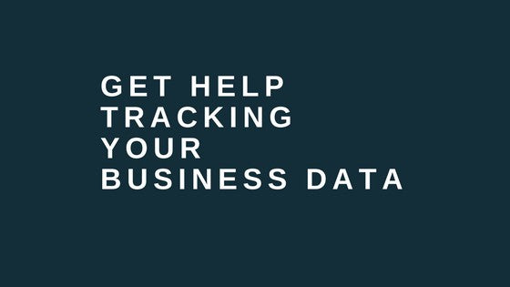 Get Help Keeping Your Business Data on Track