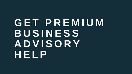 Premium Small Business Consulting