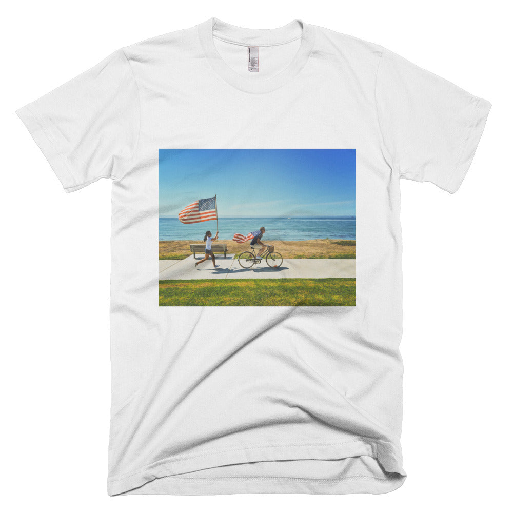 Celebrate America [short sleeve men's t-shirt]
