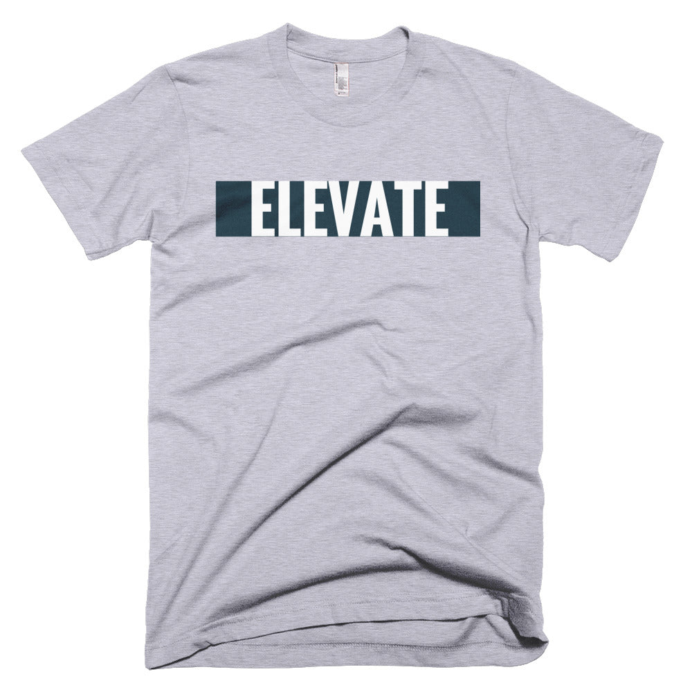 ELEVATE [short sleeve men's t-shirt]