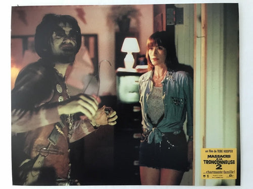 Texas Chainsaw Massacre 2 E-X-I-T 8x10 print