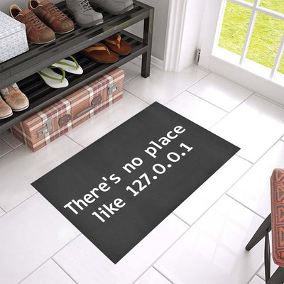 There's No Place Like 127.0.0.1 Doormat