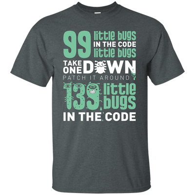 99 Little Bugs in the Code...