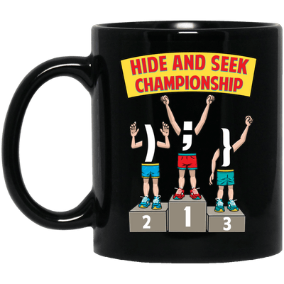 Hide and Seek Championship