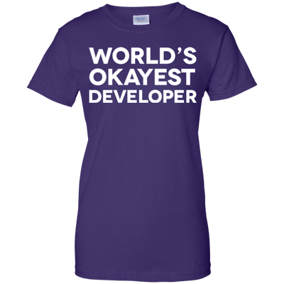 World's Okayest Developer
