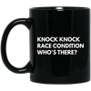 Knock Knock Race Condition