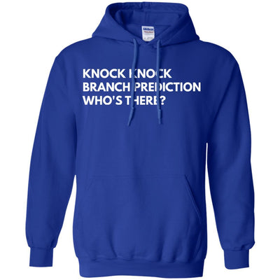 Knock Knock Branch Prediction