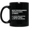 Most Programmers Struggle With...