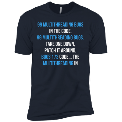 99 Multithreading Bugs in the Code...