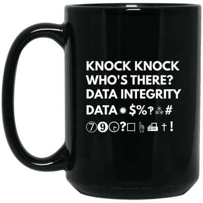 Knock Knock Data Integrity