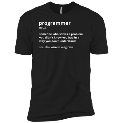 Definition of Programmer