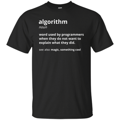 Definition of Algorithm