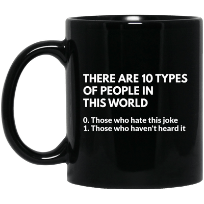 10 Types of People in This World