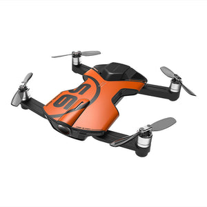 Pocket Selfie Drone FPV 4K UHD Camera GPS Obstacle Avoidance RC Quadcopter- Orange