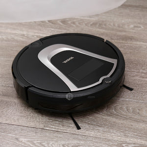 Robotic Vacuum Cleaner Remote Control Auto Recharge
