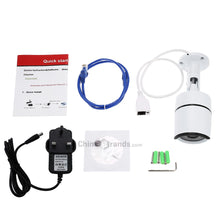 Night Vision Outdoor Security IP Network Camera