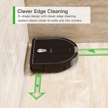 Dibea D960 Smart Robot Vacuum Cleaner 2-in-1 Sweep and Mop Smart Self-Charging Robot with Precise Edge Cleaning Technology for Pet Hair Thin Carpets