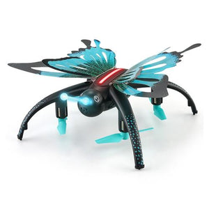 JJRC H42WH Butterfly WIFI FPV RC Quadcopter with 0.3MP Camera Voice Control Altitude Hold Mode RTF