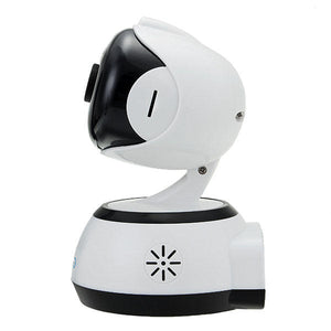 Cloud Wifi IP Camera Pan&Tilt IR-Cut Night Vision Two-way Audio Motion Detection Alarm Camera Monitor Support