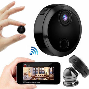 Wireless WiFi IP Security Camera Night Vision Home Camcorder APP Control