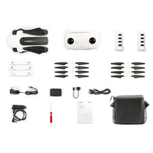 Camera 3-Axis Gimbal RC Drone Quadcopter RTF - One Battery Without Storage Bag