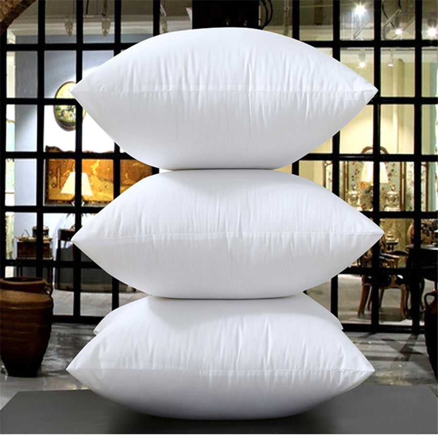 30/40/45/50/55/60cm Soft PP Cotton Home Decor Cushion Core Filling