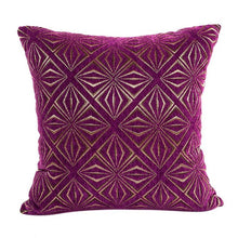 Luxury pillow case 45x45