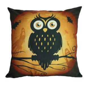 Halloween Square Unique Cushions Covers  45cm x 45cm