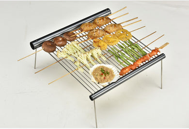 Outdoor Folding Portable Aluminium Camping BBQ