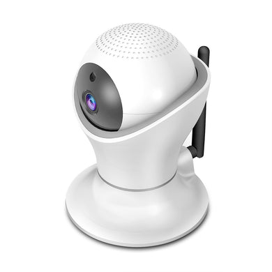 Wireless Panoramic Security Camera Night Vision Baby Monitor